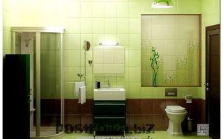 Какие материалы предпочтительнее для отделки ванной и санузла?