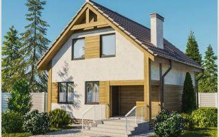 Проекты каменных домов готовы поразить заказчика