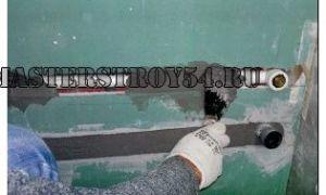 Трубы отопления в стене – за и против