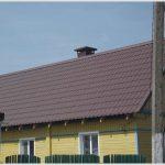 Быстрый и надежный ремонт крыши частного дома