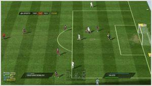 FIFA 11 - лучший футбольный симулятор для смартфонов