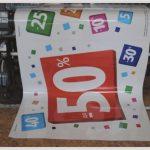 Интерьерная печать, как средство рекламы