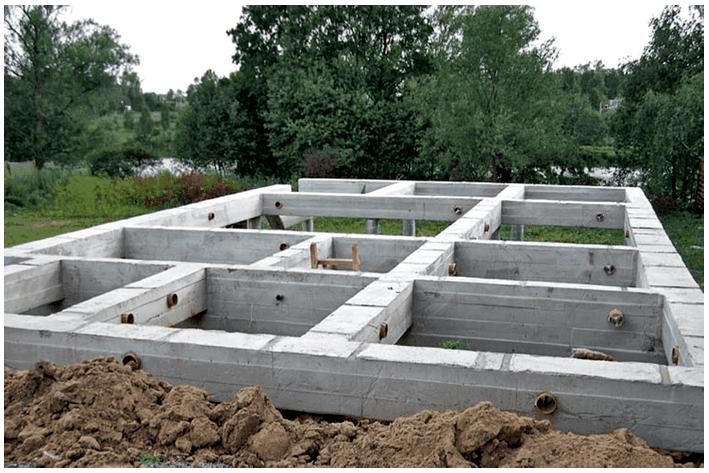 Фундамент — основа дома